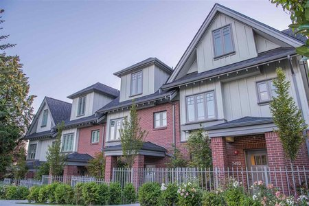 R2345557 - 7493 GRANVILLE STREET, South Granville, Vancouver, BC - Townhouse