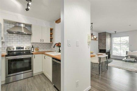 R2345570 - 202 2020 TRAFALGAR STREET, Kitsilano, Vancouver, BC - Apartment Unit