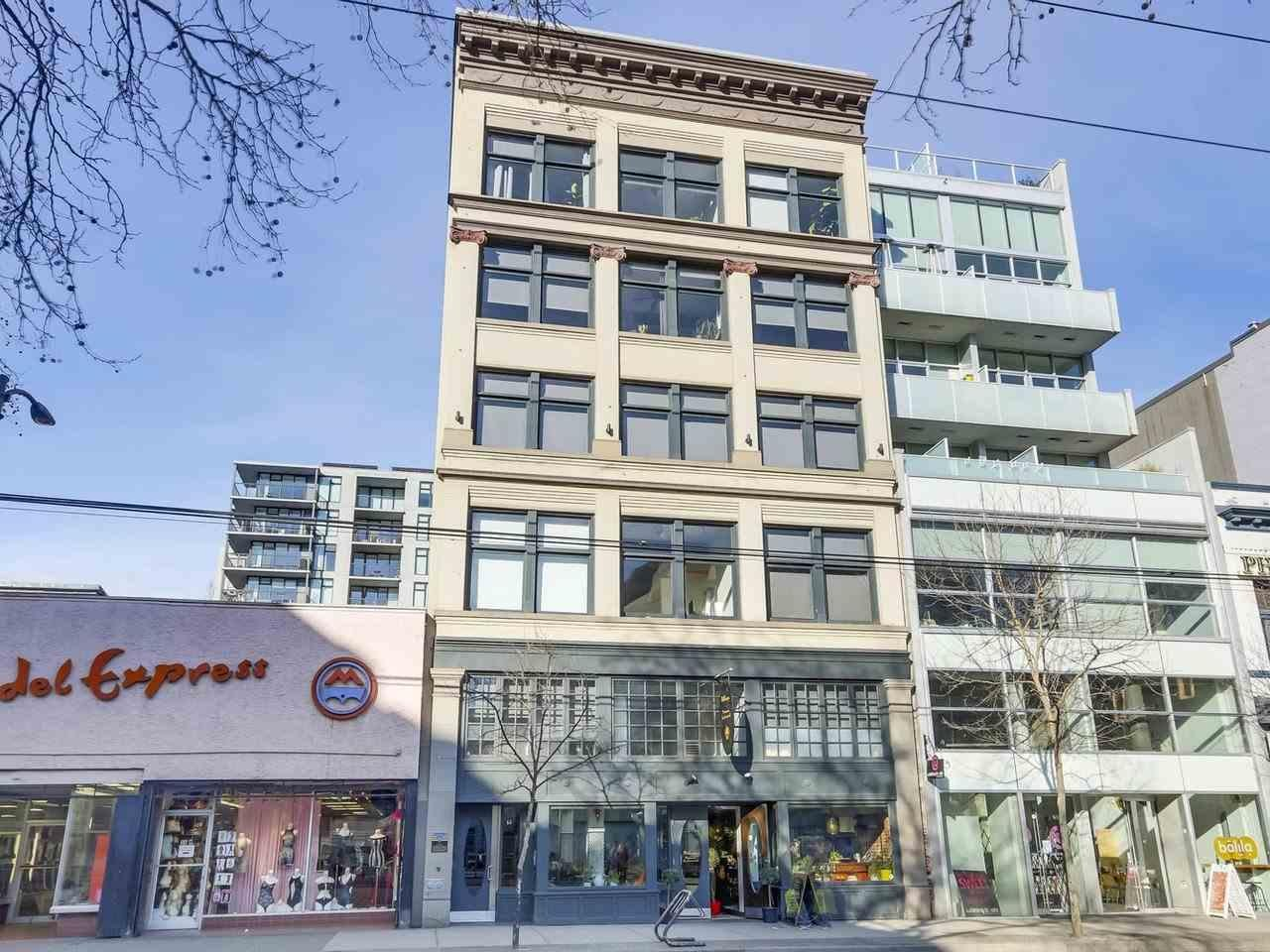 404 53 W HASTINGS STREET, Vancouver - R2345733