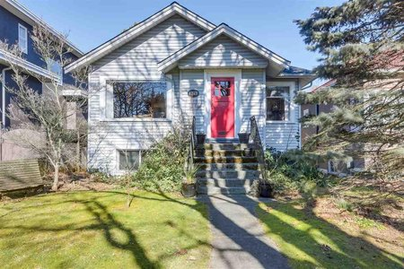 R2345805 - 4247 W 15TH AVENUE, Point Grey, Vancouver, BC - House/Single Family