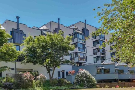 R2345883 - 211 1477 FOUNTAIN WAY, False Creek, Vancouver, BC - Apartment Unit