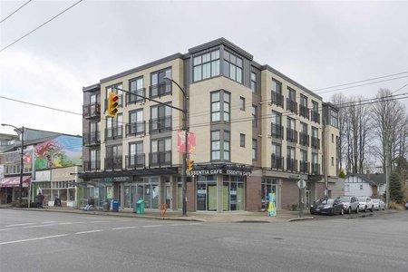 R2345922 - 301 2528 COLLINGWOOD STREET, Kitsilano, Vancouver, BC - Apartment Unit