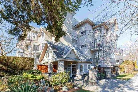R2345924 - 103 3199 WILLOW STREET, Fairview VW, Vancouver, BC - Apartment Unit