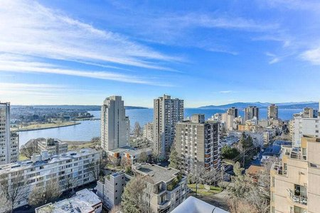 R2345937 - 1206 1250 BURNABY STREET, West End VW, Vancouver, BC - Apartment Unit