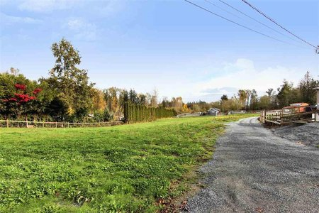 R2346101 - 1912 256 STREET, Otter District, Langley, BC - House with Acreage