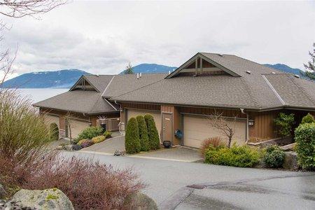 R2346106 - 8597 SEASCAPE DRIVE, Howe Sound, West Vancouver, BC - Townhouse
