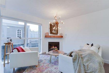 R2346152 - 101 1195 W 8TH AVENUE, Fairview VW, Vancouver, BC - Apartment Unit