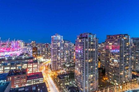 R2346301 - 2001 888 HAMILTON STREET, Downtown VW, Vancouver, BC - Apartment Unit