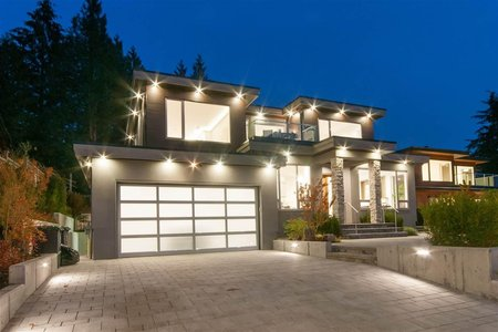 R2346330 - 4456 RANGER AVENUE, Forest Hills NV, North Vancouver, BC - House/Single Family