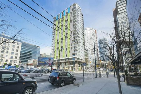 R2346495 - 1101 999 SEYMOUR STREET, Downtown VW, Vancouver, BC - Apartment Unit