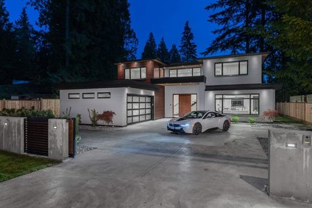 R2346567 - 1225 RIDGEWOOD DRIVE, Capilano NV, North Vancouver, BC - House/Single Family