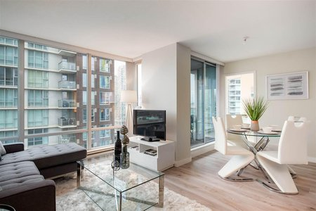 R2346762 - 2008 1495 RICHARDS STREET, Yaletown, Vancouver, BC - Apartment Unit