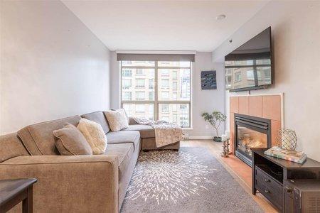 R2346794 - 909 819 HAMILTON STREET, Downtown VW, Vancouver, BC - Apartment Unit