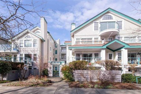 R2346892 - 108 735 W 15TH AVENUE, Fairview VW, Vancouver, BC - Apartment Unit