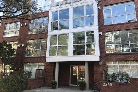 R2346937 - 303 2268 W 12TH AVENUE, Kitsilano, Vancouver, BC - Apartment Unit