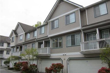 R2347136 - 37 4933 FISHER DRIVE, West Cambie, Richmond, BC - Townhouse