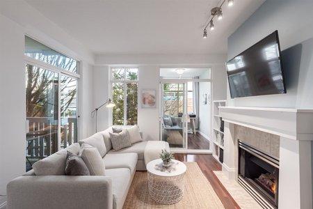 R2347271 - 207 1675 WEST 10TH AVENUE, Fairview VW, Vancouver, BC - Apartment Unit