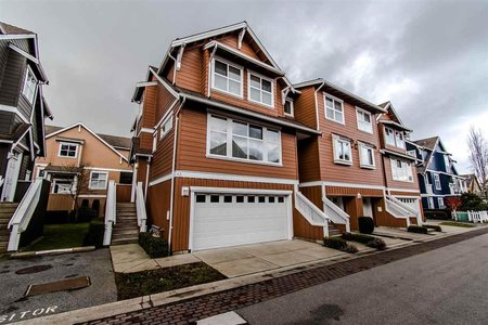 R2347278 - 83 3088 FRANCIS ROAD, Seafair, Richmond, BC - Townhouse