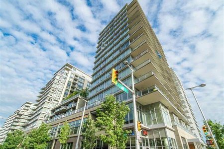 R2347282 - 1402 1708 COLUMBIA STREET, False Creek, Vancouver, BC - Apartment Unit