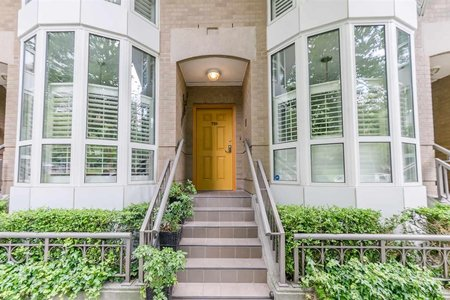 R2347370 - T25 888 BEACH AVENUE, Yaletown, Vancouver, BC - Townhouse