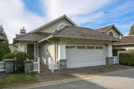R2347486 - 2 5130 ASHFEILD ROAD, Upper Caulfeild, West Vancouver, BC - Townhouse
