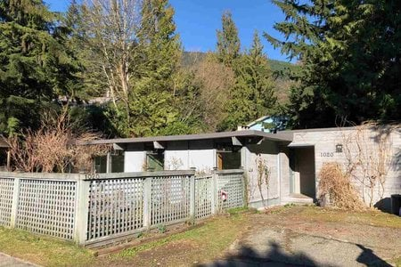 R2347543 - 1020 CANYON BOULEVARD, Canyon Heights NV, North Vancouver, BC - House/Single Family