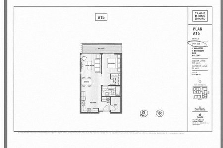 R2347625 - 205 528 W KING EDWARD AVENUE, Cambie, Vancouver, BC - Apartment Unit