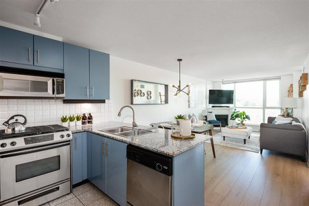 R2348058 - 1002 188 E ESPLANADE STREET, Lower Lonsdale, North Vancouver, BC - Apartment Unit