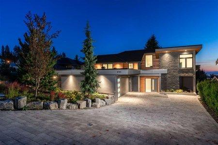 R2348085 - 291 MONTERAY AVENUE, Upper Delbrook, North Vancouver, BC - House/Single Family