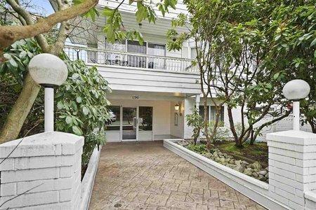 R2348156 - 304 1790 W 11TH AVENUE, Fairview VW, Vancouver, BC - Apartment Unit