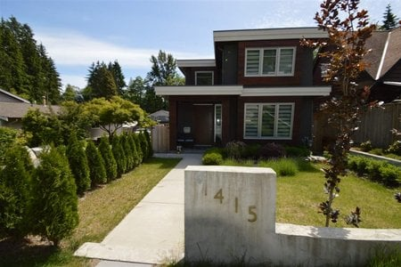 R2348177 - 1415 HAROLD ROAD, Lynn Valley, North Vancouver, BC - House/Single Family
