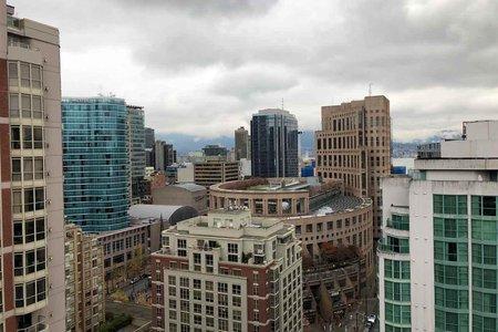 R2348219 - 2304 888 HAMILTON STREET, Downtown VW, Vancouver, BC - Apartment Unit