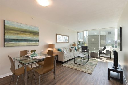R2348367 - 908 1008 CAMBIE STREET, Yaletown, Vancouver, BC - Apartment Unit