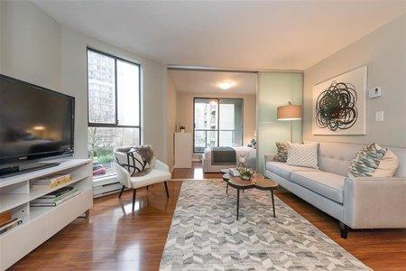 R2348551 - 416 1040 PACIFIC STREET, West End VW, Vancouver, BC - Apartment Unit