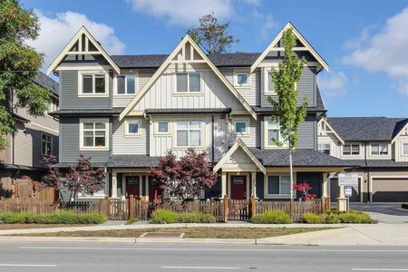 R2348614 - 23 6033 WILLIAMS ROAD, Woodwards, Richmond, BC - Townhouse