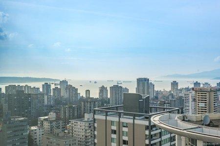 R2348671 - 2703 1200 ALBERNI STREET, West End VW, Vancouver, BC - Apartment Unit