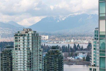 R2348674 - 2704 1200 ALBERNI STREET, West End VW, Vancouver, BC - Apartment Unit
