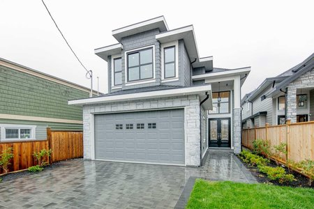 R2349240 - 8208 ASH STREET, Garden City, Richmond, BC - House/Single Family
