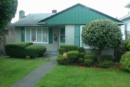 R2349244 - 7945 FRENCH STREET, Marpole, Vancouver, BC - House/Single Family