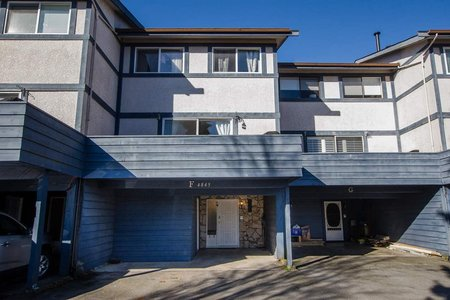 R2349625 - F 4845 LINDEN DRIVE, Hawthorne, Delta, BC - Townhouse