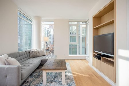 R2349627 - 702 1351 CONTINENTAL STREET, Downtown VW, Vancouver, BC - Apartment Unit