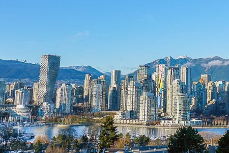 R2349719 - 604 2550 SPRUCE STREET, Fairview VW, Vancouver, BC - Apartment Unit