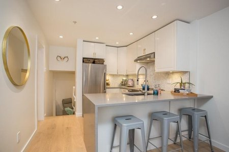 R2349837 - 413 332 LONSDALE AVENUE, Lower Lonsdale, North Vancouver, BC - Apartment Unit