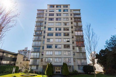 R2349852 - 1204 1250 BURNABY STREET, West End VW, Vancouver, BC - Apartment Unit
