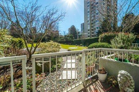 R2350258 - 105 1740 COMOX STREET, West End VW, Vancouver, BC - Apartment Unit