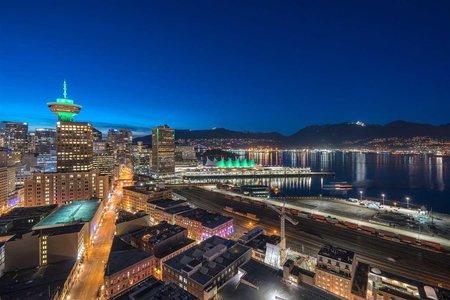 R2350383 - 3303 128 W CORDOVA STREET, Downtown VW, Vancouver, BC - Apartment Unit