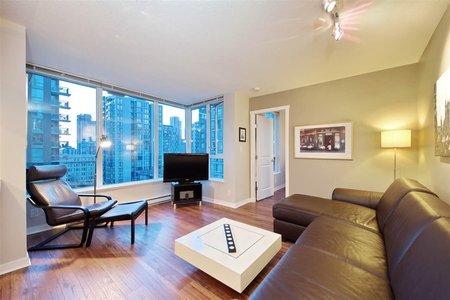 R2350411 - 1008 1001 RICHARDS STREET, Downtown VW, Vancouver, BC - Apartment Unit