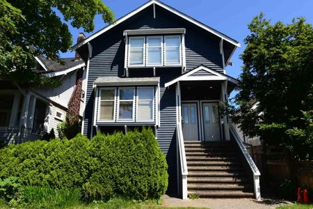 R2350440 - 3317 W 3RD AVENUE, Kitsilano, Vancouver, BC - House/Single Family