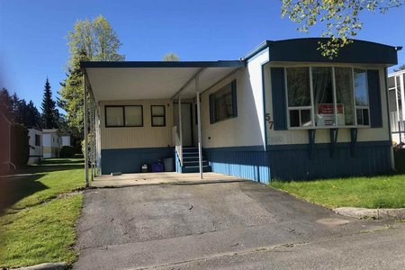 R2350605 - 57 7850 KING GEORGE BOULEVARD, East Newton, Surrey, BC - Manufactured
