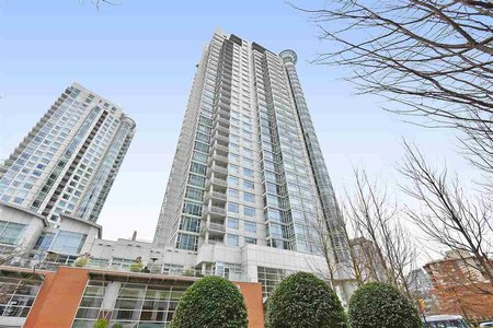 R2350706 - 2803 198 AQUARIUS MEWS, Yaletown, Vancouver, BC - Apartment Unit